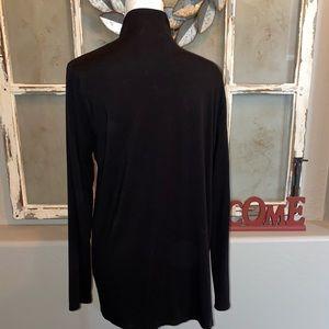Andrea Jovine Jackets & Coats - ⭐️Long Sleeve Flowing Jacket Black M